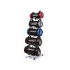 Life Fitness Core Bags have straps for easy handling.