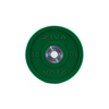 The Solid Colour Training Bumper Discs have a large hard chrome hub with durable virgin rubber. The support discs do not have the large hard chrome hub (2.5kg and 5kg discs).