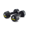Rubber Tribell Studio Dumbbell 1-10kg Set