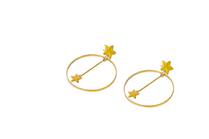 Inertia Star Earrings