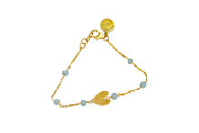 Ethnic Heart Amazonite Bracelet