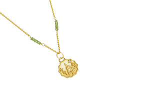 Buddha of the Earth Necklace