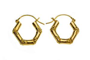 Mystic Bamboo Earrings