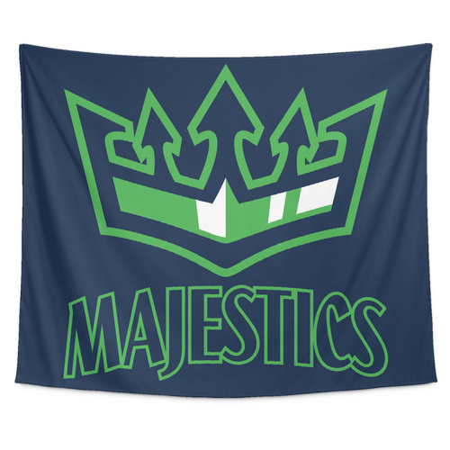 Seattle Majestics Wall Tapestry