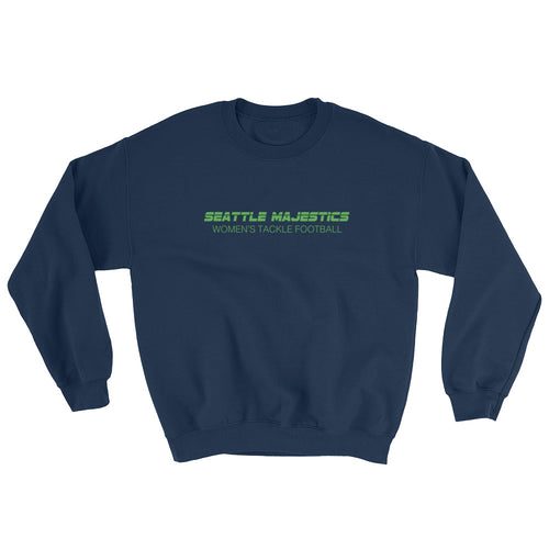 Seattle Majestics Crewneck Sweatshirt