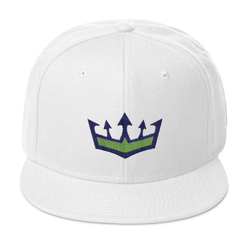 Seattle Majestics Crown Snapback