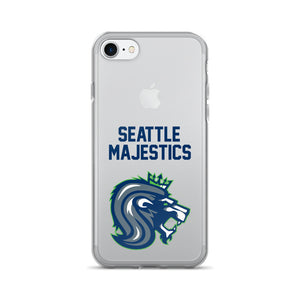 Seattle Majestics - iPhone 7/7 Plus Case