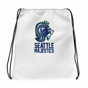 Seattle Majestics Drawstring bag