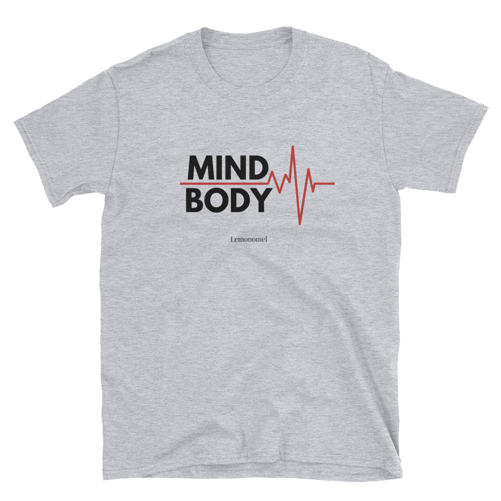 Mind Over Body Tee - W01