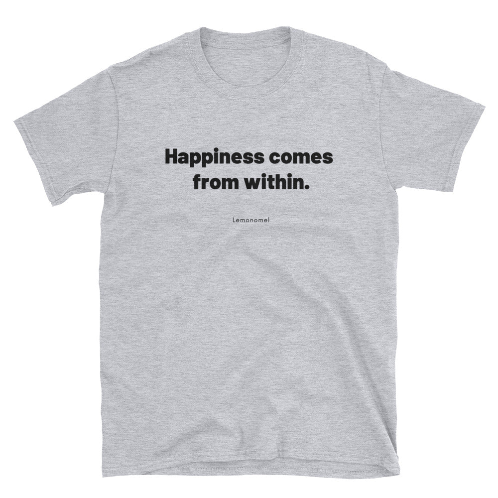 Find Your Happiness Tee - W01