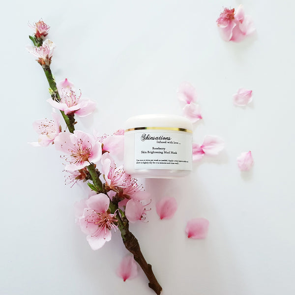 Roseberry Skin Softening & Brightening Mud Mask