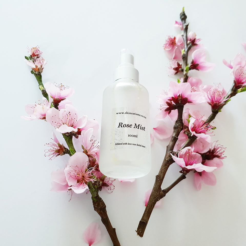 Rose Mist Facial Toner 100ml