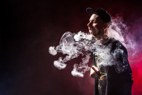 Vaping As a Sport: Beginner's Guide