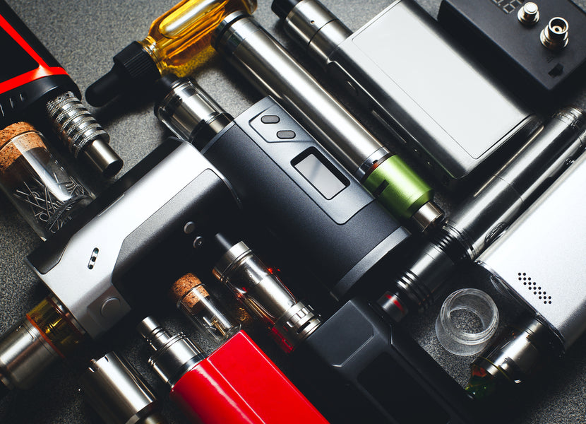 The Best Vape Mods Reviews 2018: Smoke City's Top 9 Brands