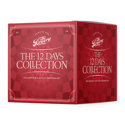 The Bruery The 12 Days Collection Box