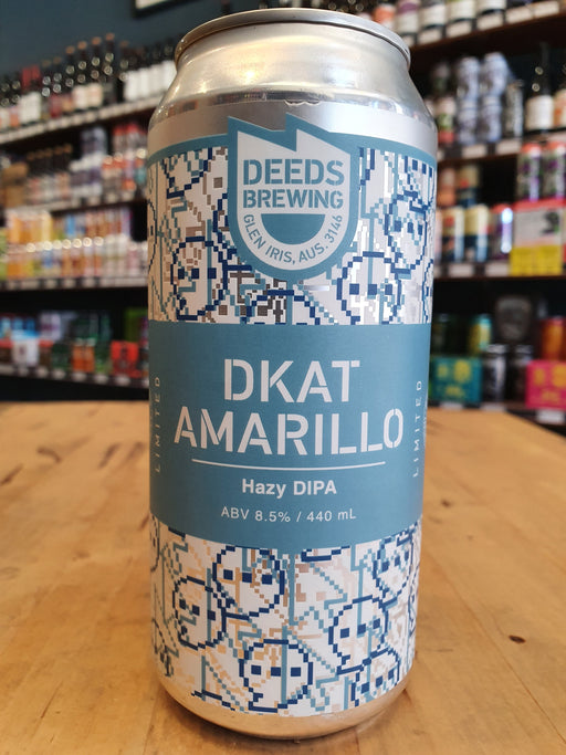 Deeds DKAT Amarillo Hazy DIPA 440ml Can