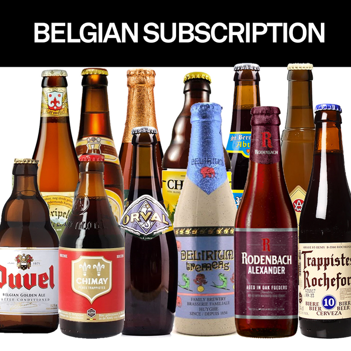 Belgian Beer Gift box | Purvis Beer