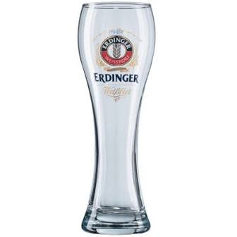 Erdinger Weissbier Glass 500ml