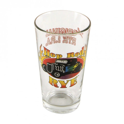 Bear Republic Hop Rod Rye Pint Glass