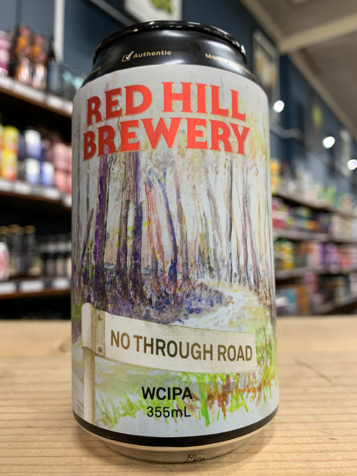 Red Hill No Through Road West Coast IPA 355ml Can