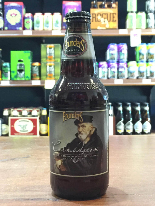 Founders Curmudgeon Old Ale 355ml - Purvis Beer