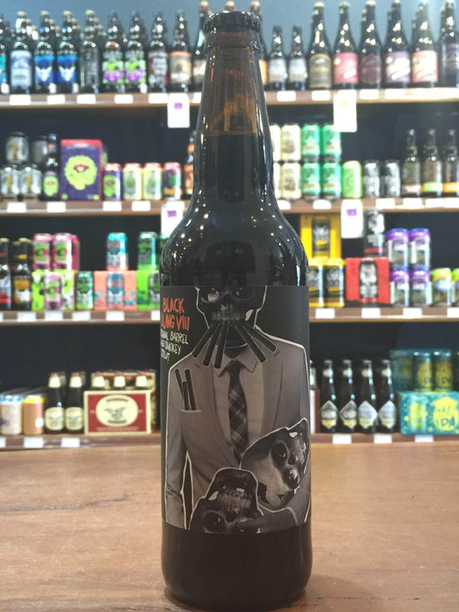 Moon Dog Black Lung VIII Cognac Barrel-Aged Smoked Stout 650ml