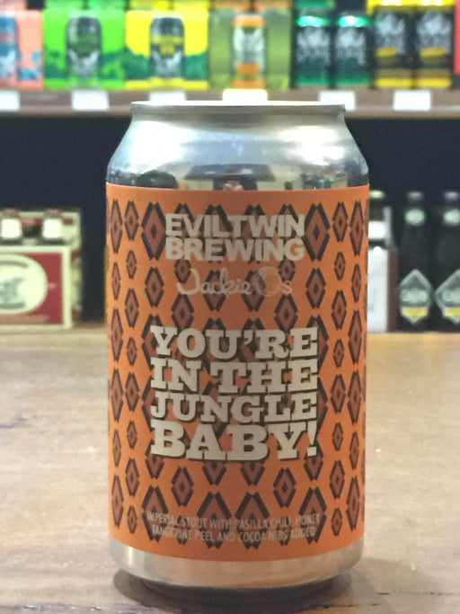 Evil Twin / Jackie Os Youre In The Jungle Baby 355ml Can - Purvis Beer