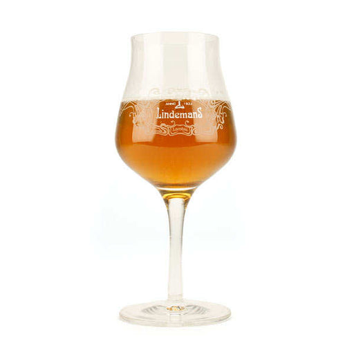 Lindemans Stemmed Beer Glass