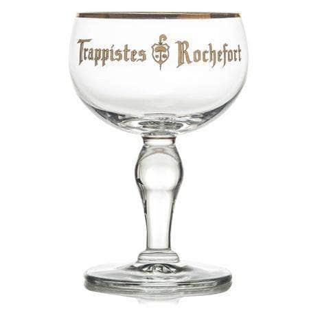 Rochefort Trappist Chalice Glass