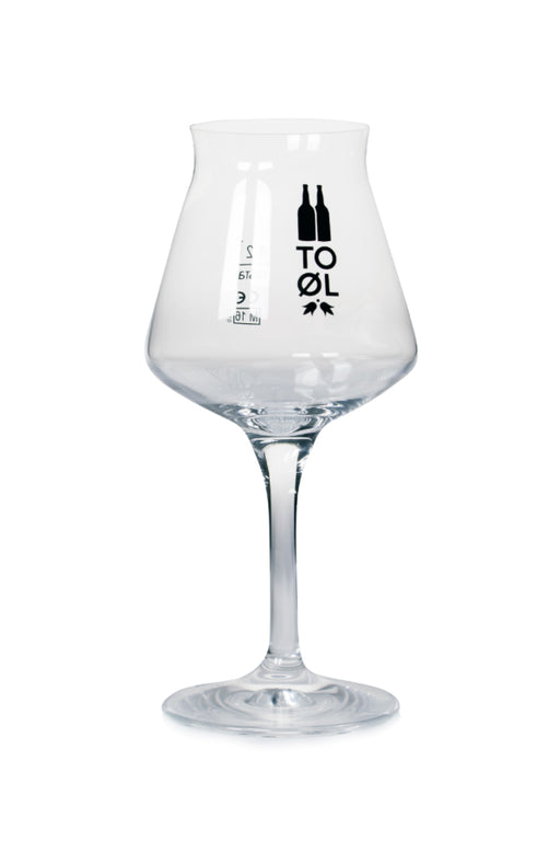 To Øl Teku Glass