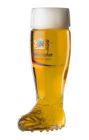 Weihenstephaner Glass Boot ~ World Cup 2018 Edition