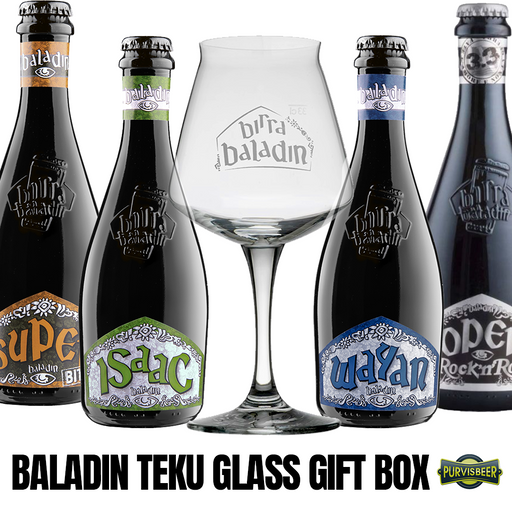 Baladin Teku Glass Gift Box