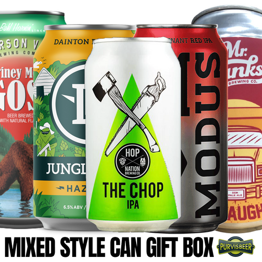 Mixed Style Can Gift Box