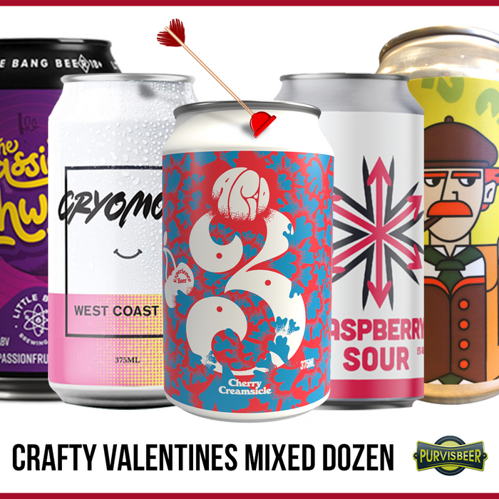 Crafty Valentine's Mixed Dozen