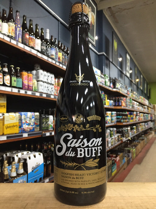 Stone Saison Du Buff Barrel-Aged Saison 500ml