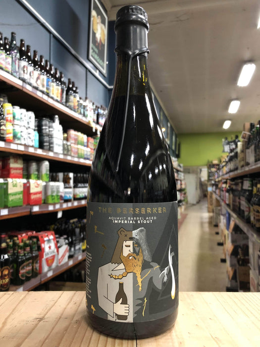 Co-Conspirators The Berserker Barrel-Aged Imperial Stout 750ml - Purvis Beer
