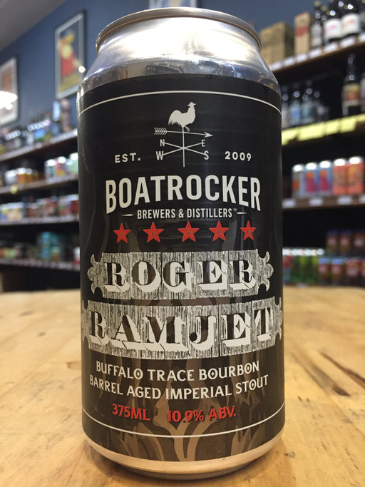 Boatrocker Roger Ramjet 2020 375ml Can