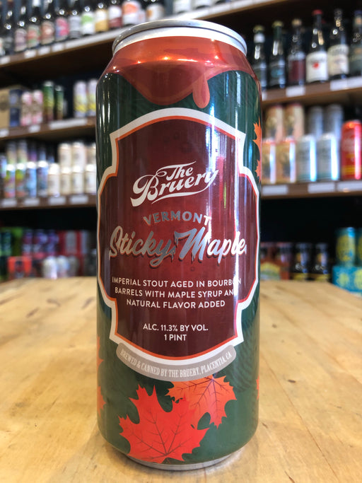 The Bruery Vermont Sticky Maple 473ml Can