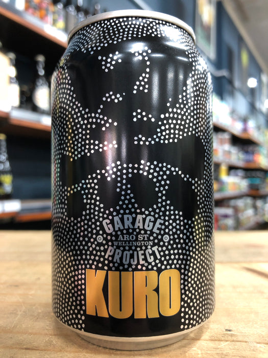 Garage Project Kuro 330ml Can