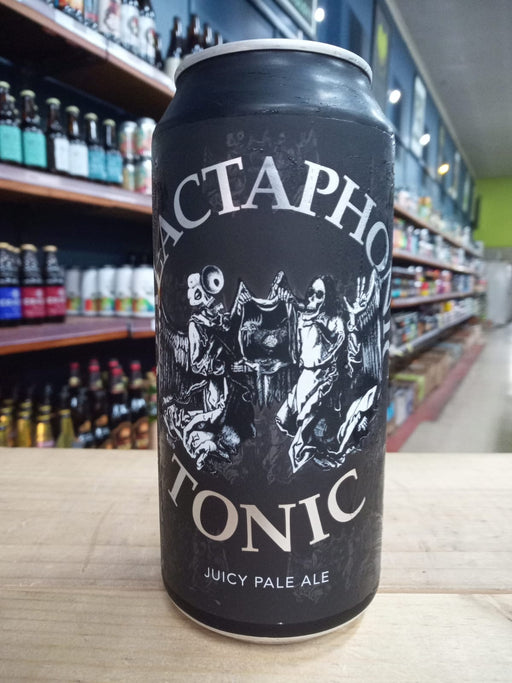 Valhalla Galactaphonic Tonic Juciy Pale Ale 440ml Can