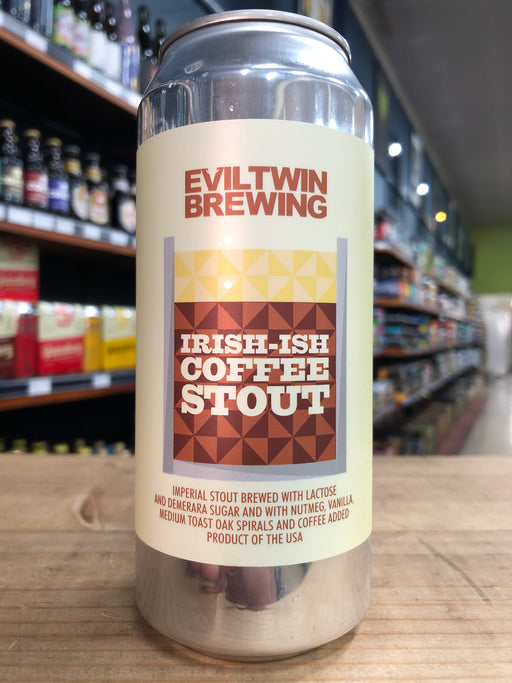Evil Twin Irish-ish Stout 473ml Can