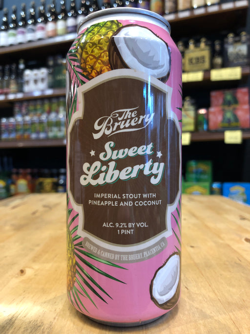 The Bruery Sweet Liberty 473ml Can