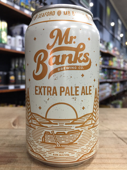 Mr Banks Extra Pale Ale 355ml Can