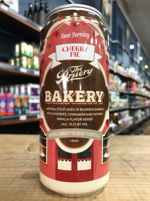 The Bruery Bakery Cherry Pie 473ml Can
