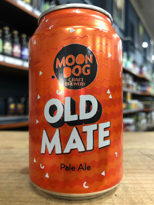 Moon Dog Old Mate Pale Ale 330ml Can