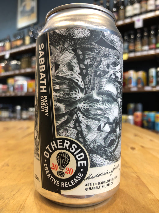 Otherside Sabbath Pastry Stout 375ml Can