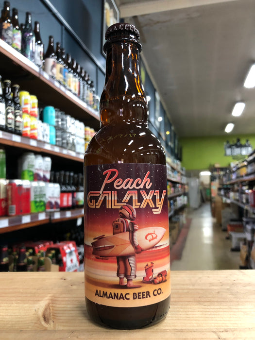 Almanac Peach Galaxy 375ml - Purvis Beer