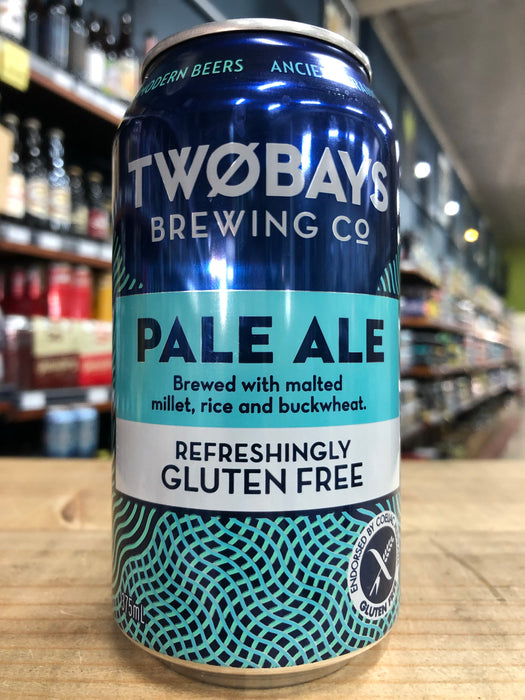 Two Bays Gluten Free Pale Ale 375ml Can