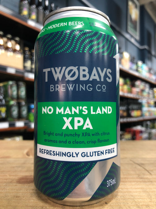 Two Bays No Man's Land XPA 375ml Can