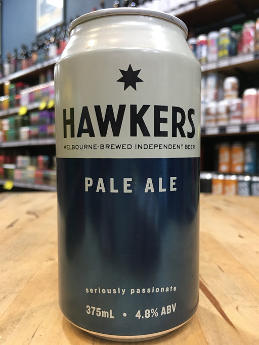 Hawkers Pale Ale 375ml Can